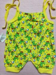 Песочник-панталончики на завязках, кулир, размер 26 (0888-04)