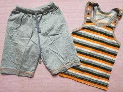 Комплект, борцовка + шорты, кулир, размер 26 (1041-03)