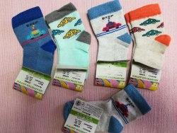 Носки для мальчиков, размер 12 (0842-01)