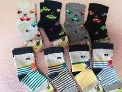 Носки для мальчиков, размер 14 (0839-02)