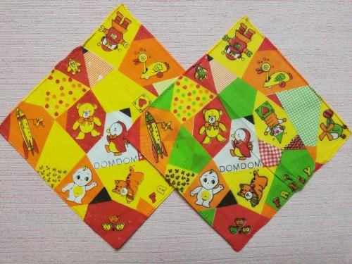 Платочки носовые детские, 20 х 20 (0725-01)