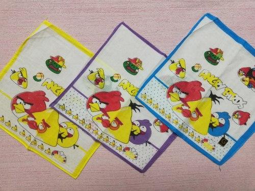 Платочки носовые детские, 20 х 20 (0725-02)