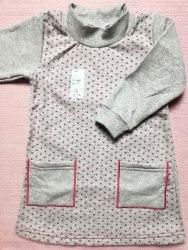 Платье теплое с карманами, размер 60 (0400-02)