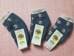 Носки детские махровые, 1-2 года (1054-05)