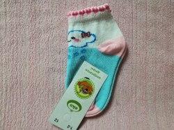 Носки детские для девочек, 1-2 года (0793-04)