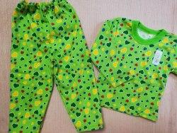Пижама детская теплая (начес), размер 56, 60, 64 (0085-09)