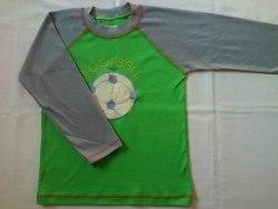 Джемпер детский, интерлок однотонный, вышивка (0173)