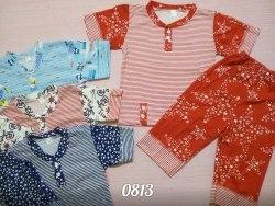 Пижама для мальчиков, кулир (0813)