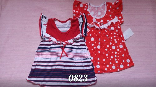 Платье, кулир (0823)