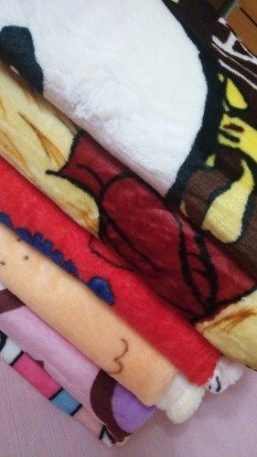 Пледы детские, разные расцветки (0811)