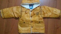 Курточка детская с карманами, (0939)