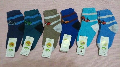 Носки махровые для мальчиков (0875)