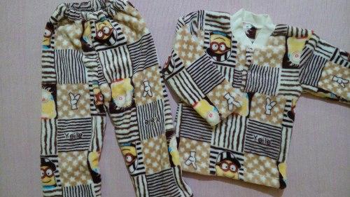 Пижама теплая, (0955)
