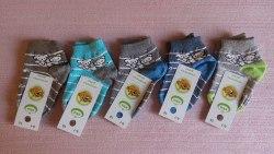 Носки для мальчиков до года (0333)