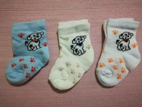 Носочки для новорожденных, 0-3 мес (1018)