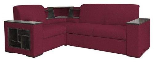 Плаза 3 угловой диван