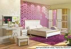 Лакки спальня