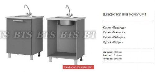 Прованс кухня BTS