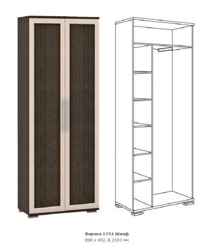 Верона шкаф