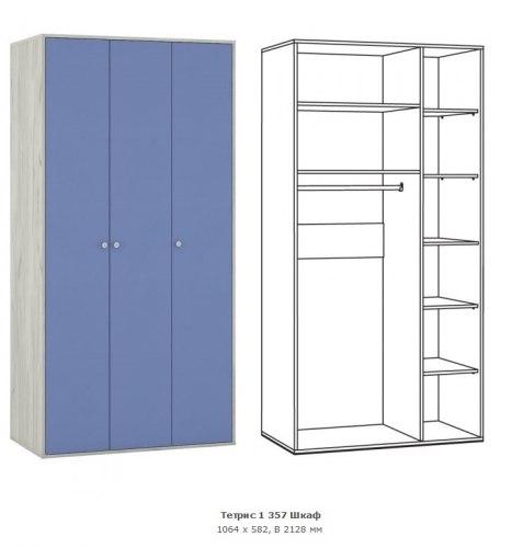 Тетрис 1 шкаф
