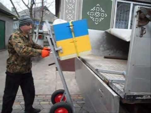 """ТЕЛЕЖКА-ПОДЪЕМНИК """"АПИЛИФТ"""" Россия"""