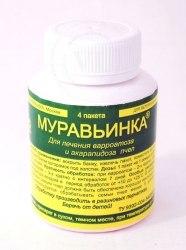 МУРАВЬИНКА - 80% муравьиная кислота