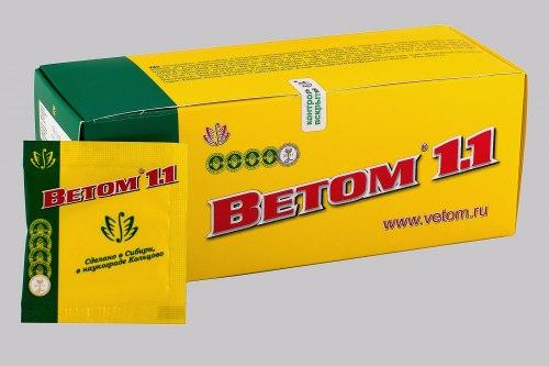 ВЕТОМ 1.1 пакет - 5 г