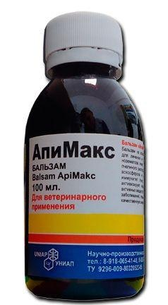 Апимакс (бальзам) подкормка биологическиактивная