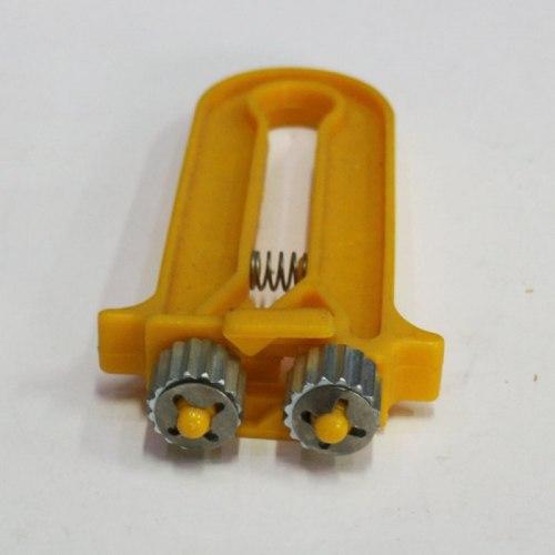 Каток для натяжки проволоки из пластмасса