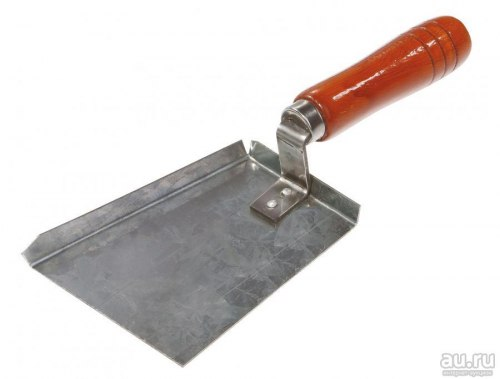 Скребок для чистки улья (оцинкованный)
