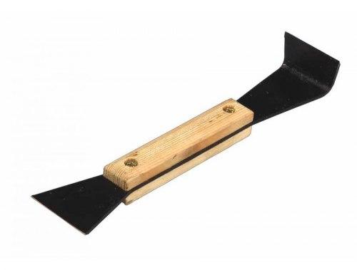 Стамеска металл. 200 мм деревянная ручка