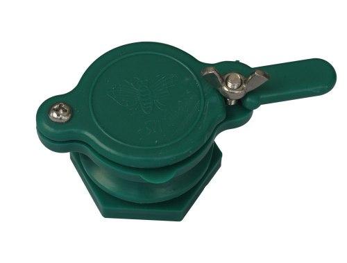 Кран задвижной пластассовый отверстие 45 мм