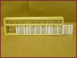 Трутнеловка полистирол (деревянная) решетка из пластмассы