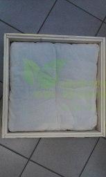 Холстик на улей, материал х/б двунитка размер 50х70 мм