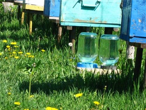 Поилка для пчел большая (полистирол)