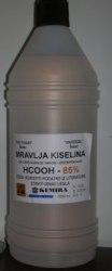 Муравьиная кислота 85% 1,2 кг емкость