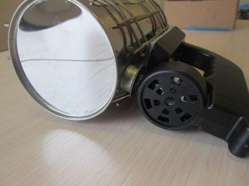 Дымарь электрический (нержавеющий металл)