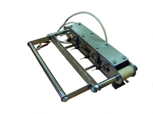 Сверлильный станок для рамок (электрический 12 вольт) нержавейка