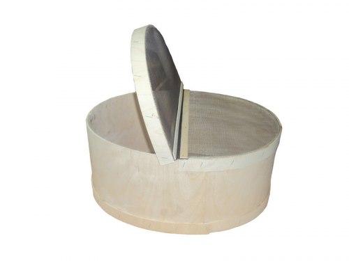 Роевня овальная на петлях (из фанеры)