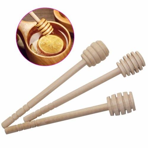 Деревянная палочка для меда