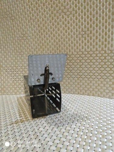 Мышеловка - ловушка многоразовая из нержавеющей стали