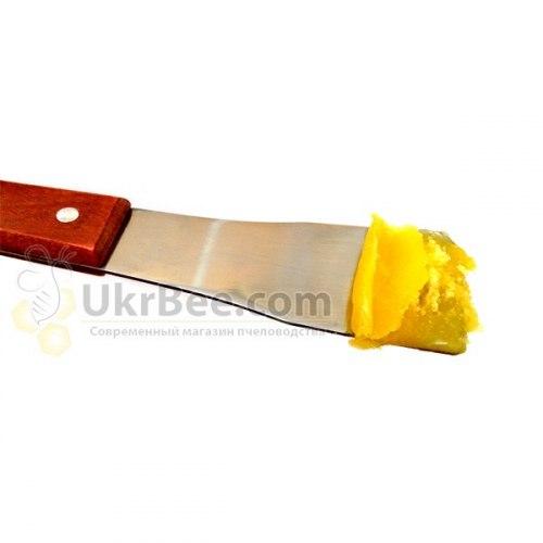 Лопатка для меда Евро (нержавеющий металл)