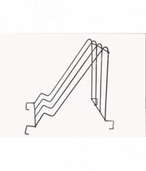 Подставка для распечатывания рамок (нержавеющий металл)
