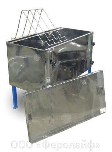 Подставка для распечатывания рамок (нержавеющий металл