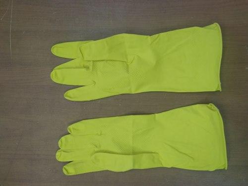 Перчатки защитные латексные