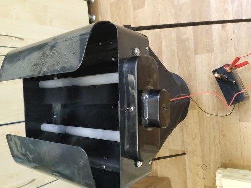 Щетка для сметания пчел электрическая 12 В, 70 V