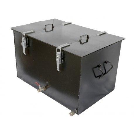 Воскотопка паровая на 24 рамок (нержавеющий металл )