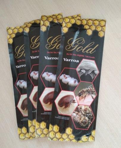 GOLD VARROA 10 пластин
