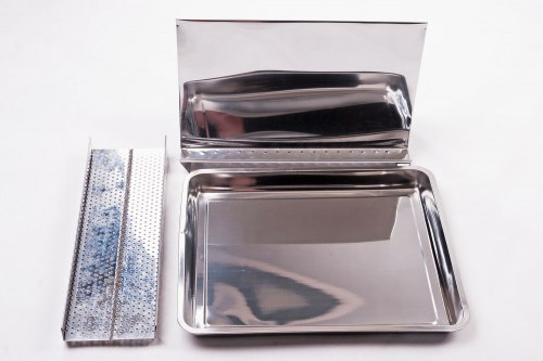 Мини-стол для распечатки сотов (нержавеющий металл AISI430)