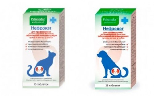 НЕФРОКЭТ таблетки для кошек